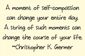 self-compassion quote